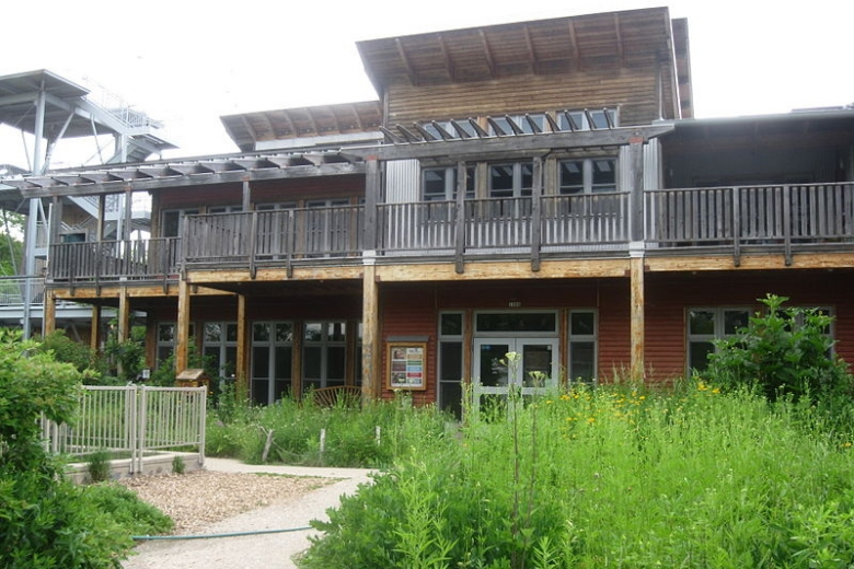 Urban Ecology Center, Riverside Park Location. CC BY-SA 3.0: Wikimedia Commons